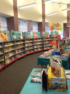 Fall Scholastic Book Fair