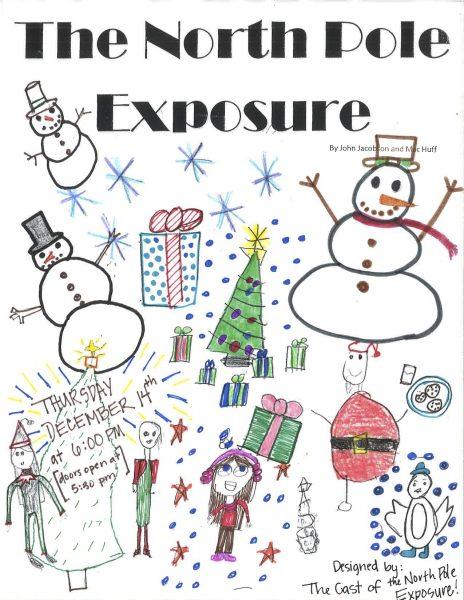 Drama Club Play - The North Pole Exposure @ Mata Montessori - Auditorium