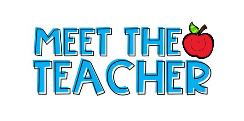 Aug 15th, Meet the Teacher Night >